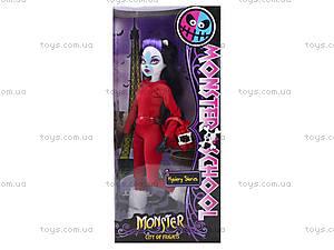 Детская кукла Monster Girl «Кошка» с аксессуарами, YY2016-1-6, детские игрушки