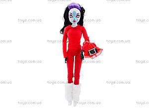 Детская кукла Monster Girl «Кошка» с аксессуарами, YY2016-1-6, toys.com.ua