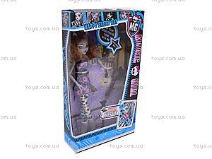 Кукла «Monster Girl», MG2013-20, игрушки