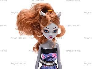 Кукла «Monster Girl», MG2013-20, детские игрушки