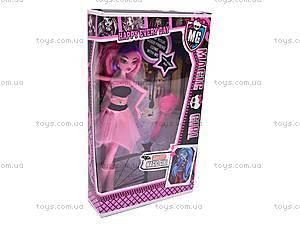 Кукла «Monster Girl», MG2013-20, магазин игрушек