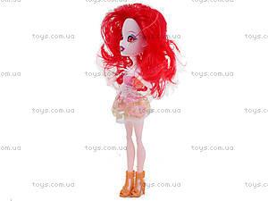 Кукла Monster Girl с аксессуарами, 668C+/E+, фото