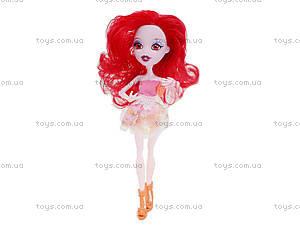 Кукла Monster Girl с аксессуарами, 668C+/E+, отзывы
