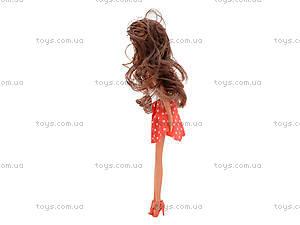 Кукла Monster Girl «Spooky», Q29A, детский