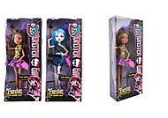 Кукла шарнирная «Monster High» 10 видов, 10010, фото