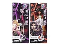Кукла игрушечная «Monster High» на шарнирах , 1003-234567, интернет магазин22 игрушки Украина