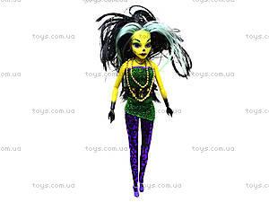 Набор шарнирных кукол «Монстер», 2013-8, отзывы