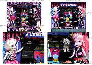 Кукла с аксессуарами Monster shop, 2013-9