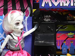 Кукла с аксессуарами Monster shop, 2013-9, отзывы