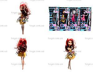 Детская кукла типа Monster High с аксессуарами, 1065, фото