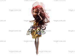 Детская кукла типа Monster High с аксессуарами, 1065, цена