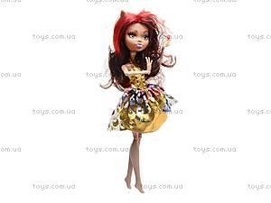 Детская кукла типа Monster High с аксессуарами, 1065, игрушки