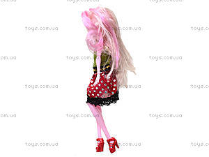 Игрушечная кукла Monster High с аксессуарами, 112-456, цена