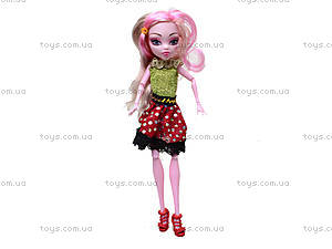 Игрушечная кукла Monster High с аксессуарами, 112-456, игрушки