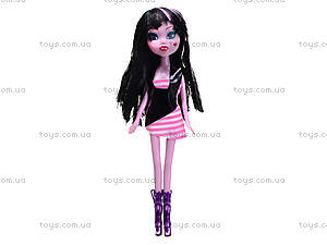 Кукла для девочек Monster, D01-3, отзывы
