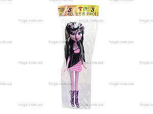 Кукла для девочек Monster, D01-3, цена