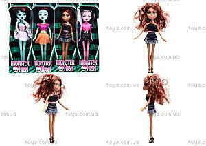 Детская кукла типа «Монстер Хай», YF93334