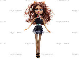 Детская кукла типа «Монстер Хай», YF93334, детские игрушки