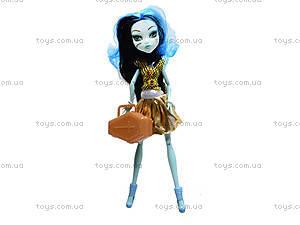 Кукла для детей Monster Girl, 8910-1/2/5/6, фото