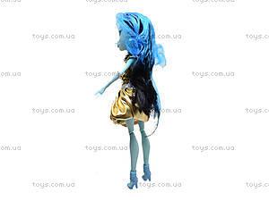 Кукла для детей Monster Girl, 8910-1/2/5/6, цена