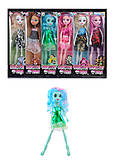 Кукла MONSTER HIGH 29 см 6 видов, 855