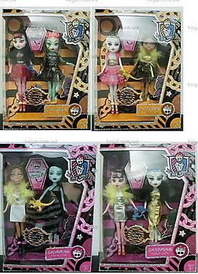 Кукла Monster High, 4 вида, YL903-A/B