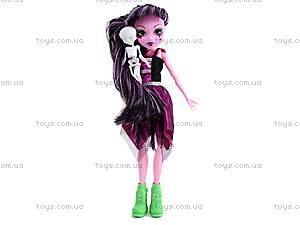 Кукла Monster High «День фотографии», 60796AJ-Z, отзывы