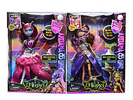 Кукла типа Monster High «Желания», DH013B, отзывы