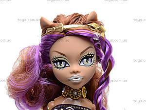 Кукла типа Monster High «Желания», DH013B, игрушки