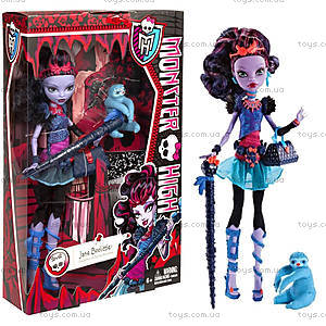 Кукла Monster High «Джейн Булитл», BLW02