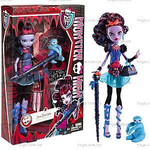 Кукла Monster High «Джейн Булитл», BLW02