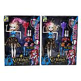 "Кукла ""Monster High: Гулиопа Джелингтон"" с аксессуарами, G22B, купить"
