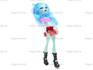 Кукла Monster High «Halloween», 144A/B/C, іграшки