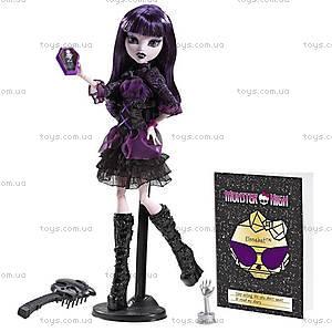 Кукла Monster High «Хантливуд» из серии «Страх, камера, мотор», BLX22, купить