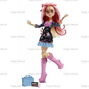 Кукла Monster High «Хантливуд» из серии «Страх, камера, мотор», BLX22, фото