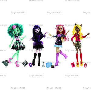 Кукла Monster High «Хантливуд» из серии «Страх, камера, мотор», BLX22