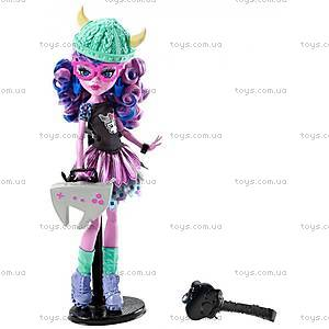 Кукла Monster High «Монстры по обмену», DJR52, toys