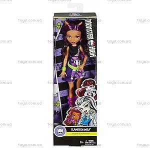 Кукла Monster High «Моя монстро-подружка», обновленная, DTD90, фото