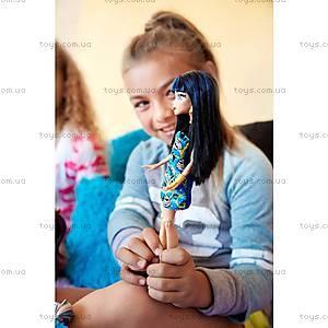 Кукла Monster High «Моя монстро-подружка», обновленная, DTD90, отзывы