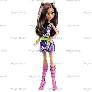 Кукла Monster High «Моя монстро-подружка», обновленная, DTD90