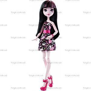 Кукла Monster High «Моя монстро-подружка», обновленная, DTD90, магазин игрушек
