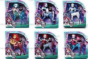 Кукла «Monster High» на шарнирах, 2026