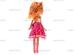 Кукла типа Monster High для девочек, 2013-10, купить
