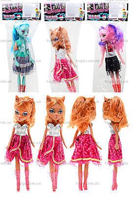 Кукла типа Monster High для девочек, 2013-10