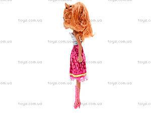 Кукла типа Monster High для девочек, 2013-10, цена