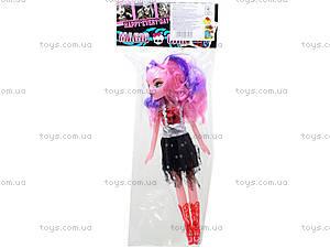 Кукла типа Monster High для девочек, 2013-10, игрушки