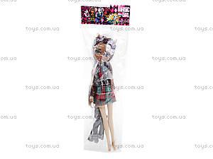 Игрушечная кукла типа Monster High, 3268, іграшки