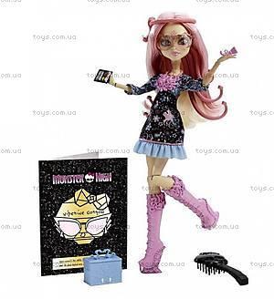 Кукла Monster High из мультфильма «Страх, камера, мотор», BLX17, цена