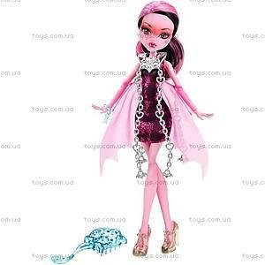 Кукла Monster High «Призрачная серия» из м/ф «Привидения», CDC29, фото