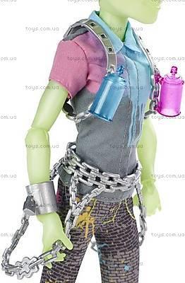 Кукла Monster High «Призрачные ученики» из м/ф «Привидения», CDC34, игрушки